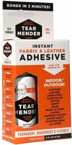Tear Mender Instant Fabric Adhesive