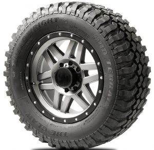 TreadWright CLAW II M T LT35x12.50R20E Tire