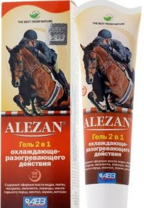 Alezan Gel Cooling and Warming Joints Gel