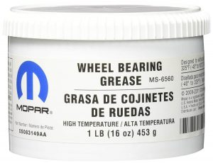 Chrysler 5083149AA Wheel Bearing Grease