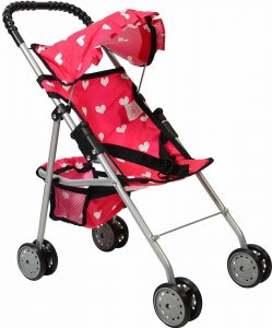 New York Doll Collection Stroller