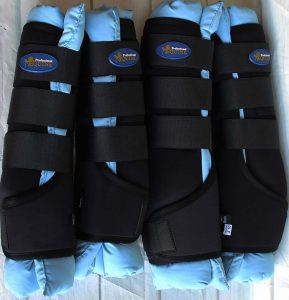 Professional Equine Horse shipping boots