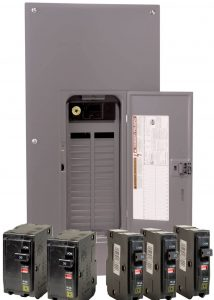Square D by Schneider Electric QO3040M200VP