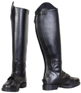 TuffRider Women's Starter Back Zip Field Boots