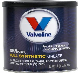 Valvoline SynPower Synthetic Automotive Grease