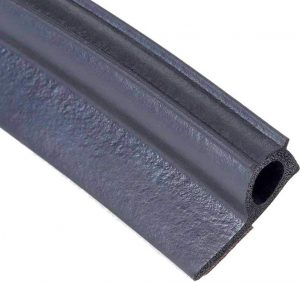 Vergilius 13ft Adhesive Universal Tailgate seal kit