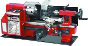 Central Machinery 7X10 Precision Mini Lathe