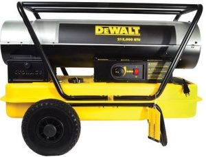 DeWalt DXH215HD Forced Air Kerosene heater