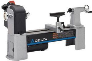 Delta Industrial 46-460 12-1 2-inch Midi Lathe