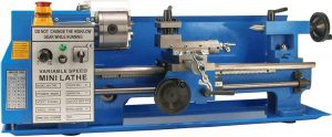 Erie Tools 7X14 Precision Benchtop mini lathe
