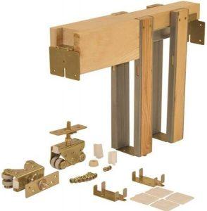 Johnson Hardware 203068PF Pocket door frame