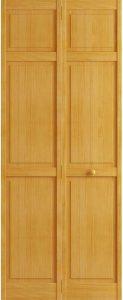Kimberley Bay Traditional Six panel Golden Oak Bifold door