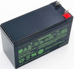 Rad Inc Replacement battery 0G9449
