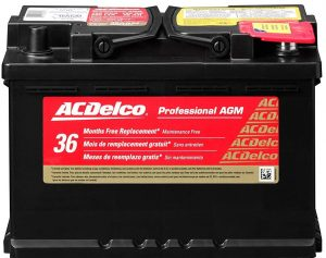 ACDelco 48AGM Professional BCI 48 Battery