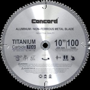 Concord Blades ACB1000T100HP Metal Blade
