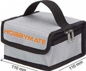 HOBBYMATE Lipo Charging Bag Mini Size