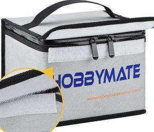 HOBBYMATE Lipo battery safe bag
