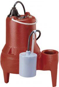 Liberty Pumps LE51A LE50-Series Automatic pump