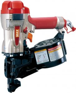 Max HN65J High-Pressure Metal Connector Nailer