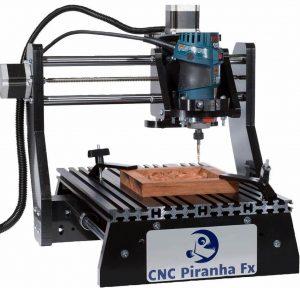 Next Wave Automation's CNC Piranha FX