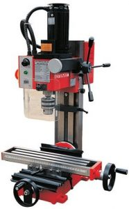 OTMT OT-2213X2 Variable Speed Milling Machine