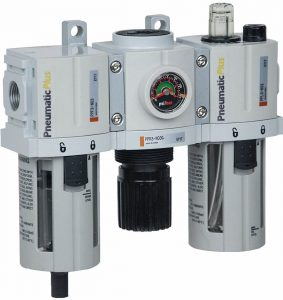 PPC3-N03G Compressed Air Filter Regulator