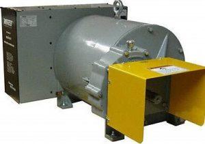 Streamline Industrial Generator