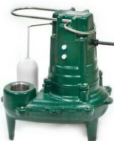 Zoeller 267-0001 M267 Waste-Mate Sewage Pump
