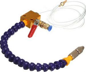 Bleiou Mist Coolant CNC Lathe drill