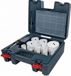 Bosch Master Bi-Metal Hole Saw Kit HB25M