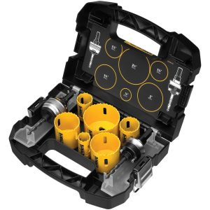 DEWALT D180002 Hole Saw kit