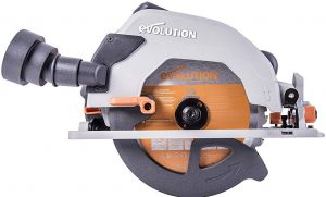 Evolution Power Tools R185CCS Circular Saw