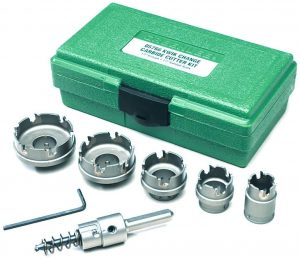 Greenlee 660 Kwik Change Hole Cutter