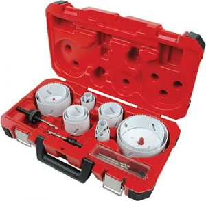 Milwaukee 49-22-4105 Master Hole saw kit