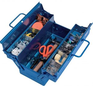 Trusco ST-350 –B2 –Level Toolbox