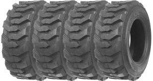 Zeemax Heavy duty 10-16.5 Skid Steer Tires