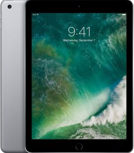 "Apple iPad 9.7"" Wi-fi Space Grey"