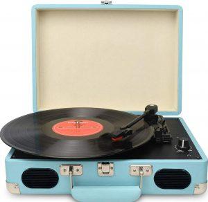 DIGITNOW Vintage Turntable player
