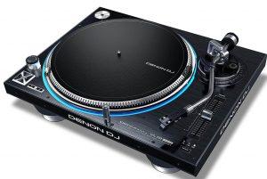 Denon DJ VL 12 Prime Professional Turntable
