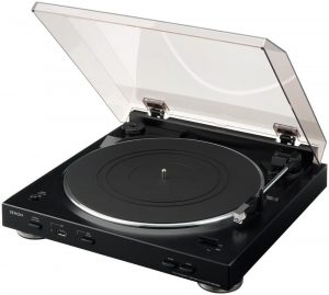 Denon DP-200USB Fully Automatic Turntable
