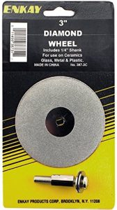 Enkay 387-3C Carded Diamond Wheel