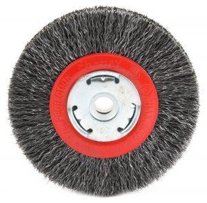 Forney 72761 Wire Bench Wheel brush