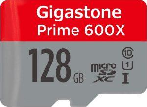 Gigastone 128GB Micro card U1 C10 Class memory card