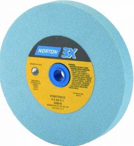 Norton Saint Gobain Abrasives 7660705412 Wheel