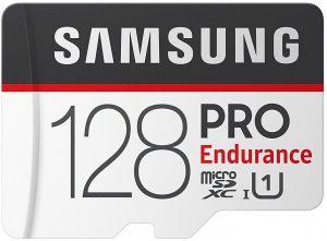 Samsung PRO Endurance 128GB Micro SDXC Card