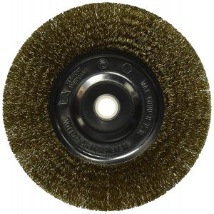 Vermont American 16801 6-inch wheel brush