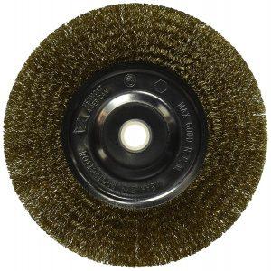 Vermont American 16801 6-inch wheel brush