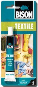 Bison Textile Fabric Adhesive 25ML