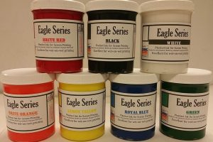 Eaglestar 7 Primary Color Plastisol ink
