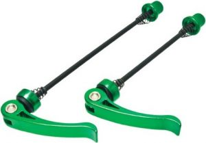 Performance Alloy Quick Release Axle skewer